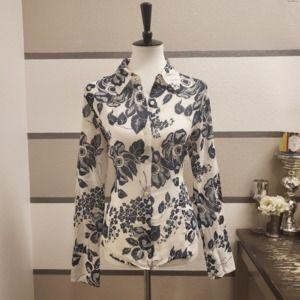 Tommy Hilfiger Vintage Floral Button Down Shirt